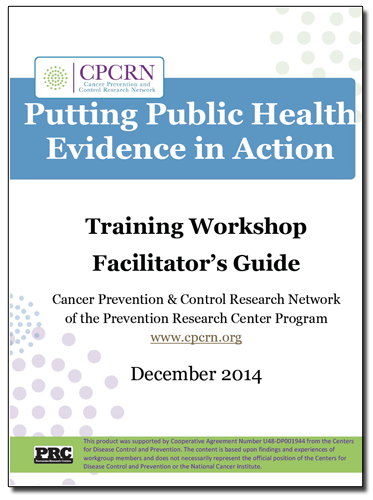 Putting Public Health Evidence in Action