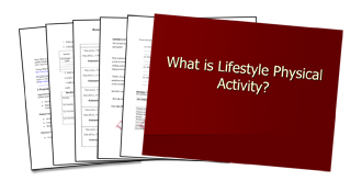Web-Based Physical Activity Intervention for College-Aged Women Thumbnail