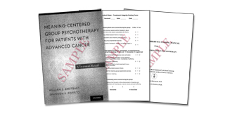 Meaning-Centered Group Psychotherapy for Patients with Advanced Cancer Thumbnail