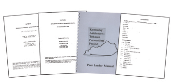 Kentucky Adolescent Tobacco Prevention Project Thumbnail